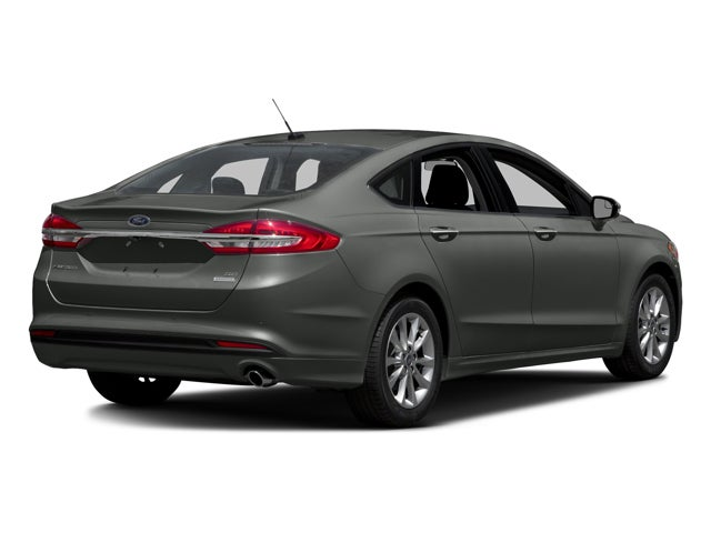 2017 Ford Fusion Se Awd In Cody Wy Fremont